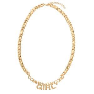 NWOT Comme Des Garçon Girl necklace